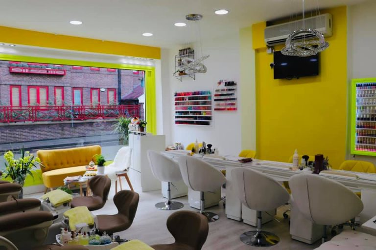ginger and nail salon interior 21