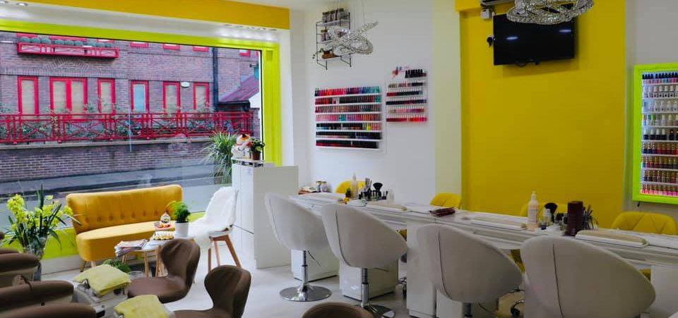 ginger and nail salon interior 2