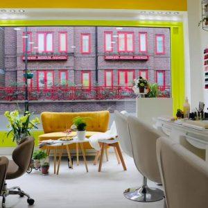 ginger and nail salon interior 3