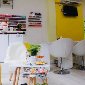 ginger and nail salon interior 5