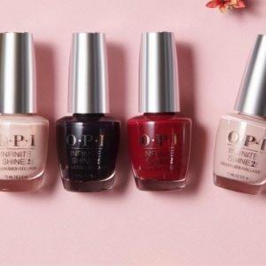 opi nail colour collection