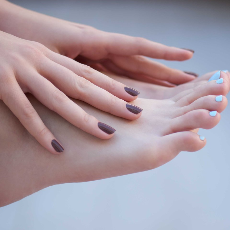 pedicure manicure opi colours