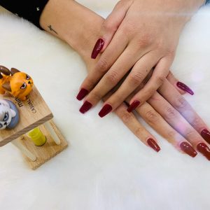 Infill Shellac on top Royal Red PM 060319 2
