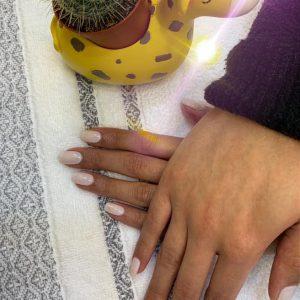 Manicure Shellac Romantique CND 6 319 4